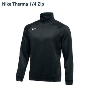 NEW Nike Therma Quarter Zip Pullover